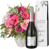 Spring Greeting with Prosecco Albino Armani DOC (75cl)