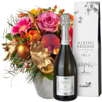 Merry Christmas with Prosecco Albino Armani DOC (75cl)