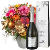 Joyeux Noël avec prosecco Albino Armani DOC (75cl)