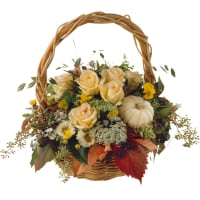 Charming Fall Basket