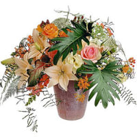 Splendid Seasonal Bouquet