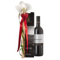 Herzliche Grüsse: Rotwein Gudarrà - Aglianico del Vulture (75cl)
