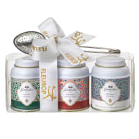 Gottlieber Gift Set with green tea, fruit tea and white tea