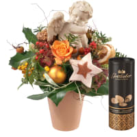 Little Angel (arrangement) with Gottlieber cocoa almonds