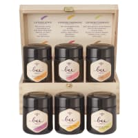 Bee-Family Honey Gift Set (6 x 70 g)