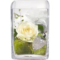 Ballerina inkl. Schlüsselanhänger mit 112 Kristallen von Swarovski®