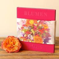 Ouvrage illustré «Blumen Puls» – chefs d'œuvre floristiques