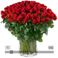 MyBouquet red Roses <br> (choose quantity/price)