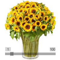 MyBouquet Sunflowers