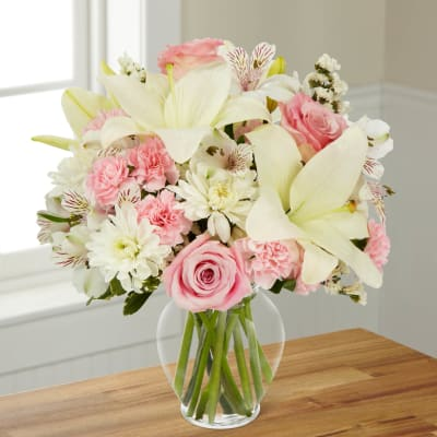 C13 5036 The Ftd 174 Pink Dream Bouquet Order Here Same