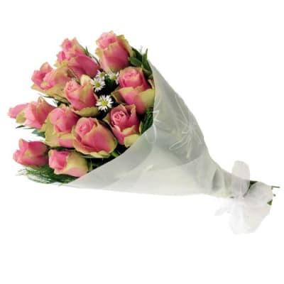 Bunch Of Pink Roses Hier Online Bestellen Lieferung Noch