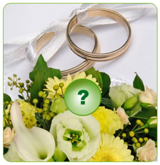 Mazzo Sorpresa / Matrimonio