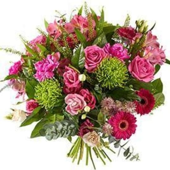 Bouquet For the best; excl. vase