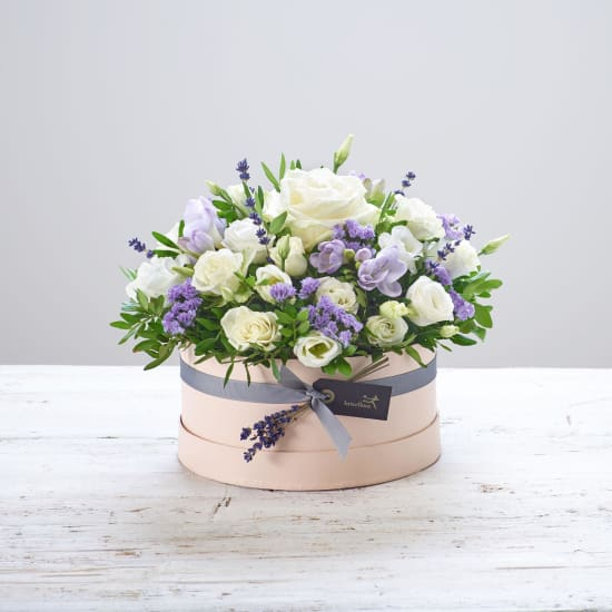 INTERFLORA FLORIST CHOICE ARRANGEMENT OF FLOWERS