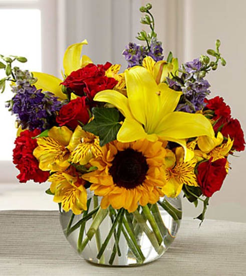 D4-5199 The FTD® All For You™ Bouquet