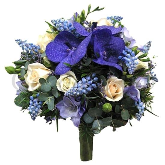 """Bouquet """"Blue-Eyed Girl"""""""