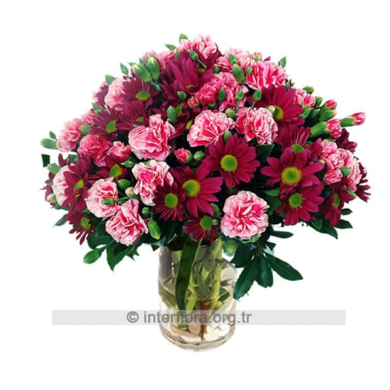 Bouquet of Cut Flowers (Without Vase)