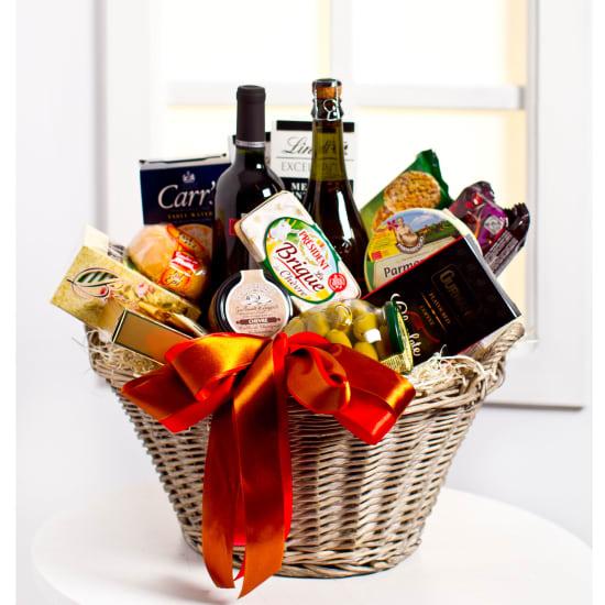 Luxurious Gourmet Gift Basket