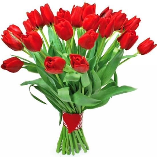 Flames of love bouquet