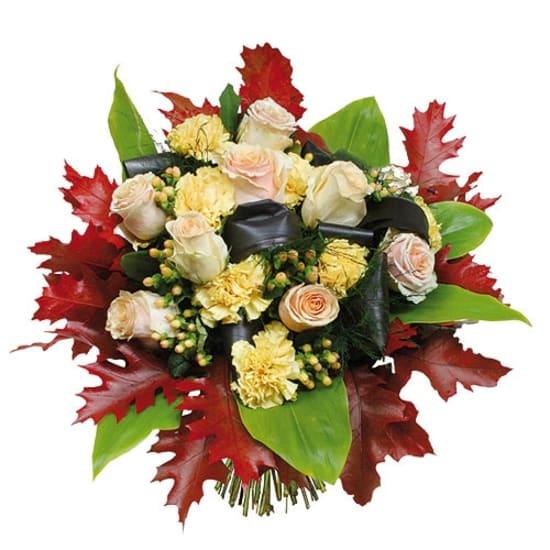 Flower flame bouquet
