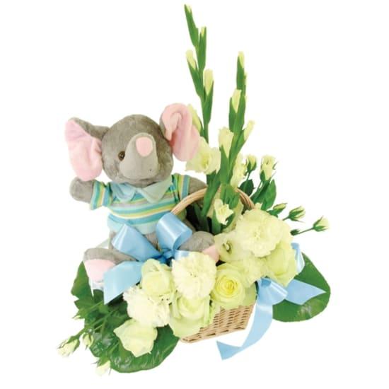 Blumen für einen Jungen