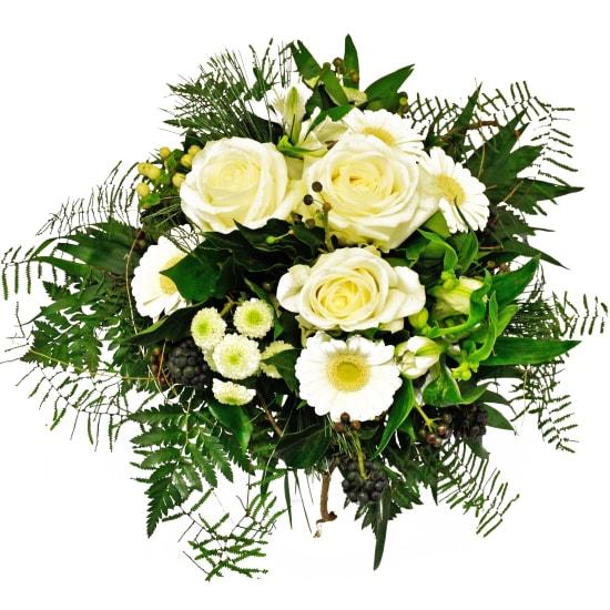 Weisser Blütentraum