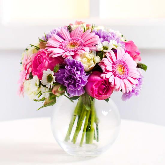 Bouquet pour la fête des mères