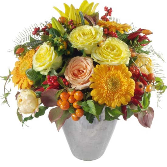 November Bouquet of the Month