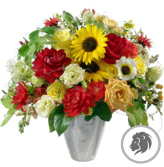 Bouquet Lion (23.07. - 23.08.)
