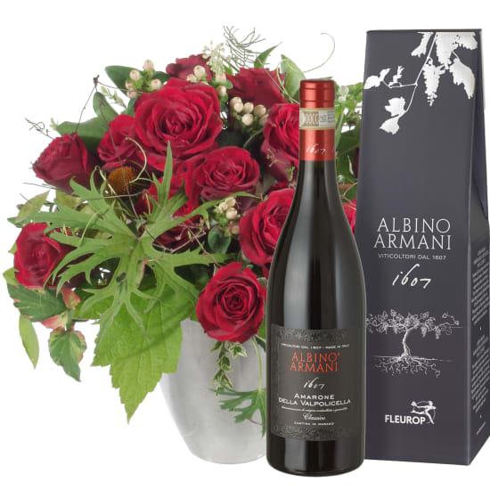 Amore ... mit Amarone Albino Armani DOCG (75cl)