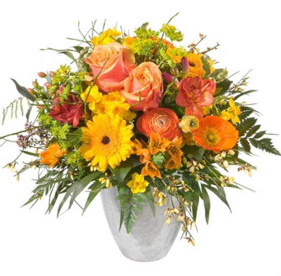 Blumenstrauss des Monats Januar