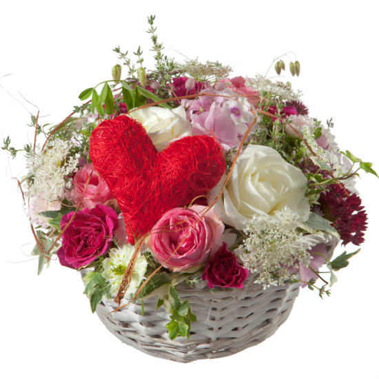 A Basket Filled with Love