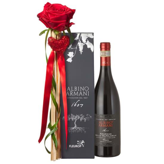 Liebesgeflüster:  Amarone Albino Armani  DOCG (75cl)