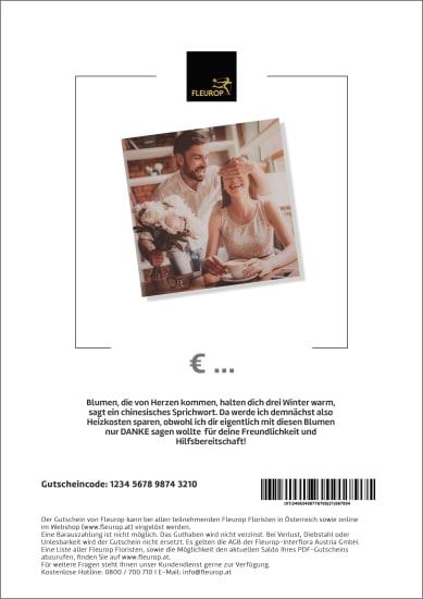 Geschenkgutschein «Überraschung» (PDF)