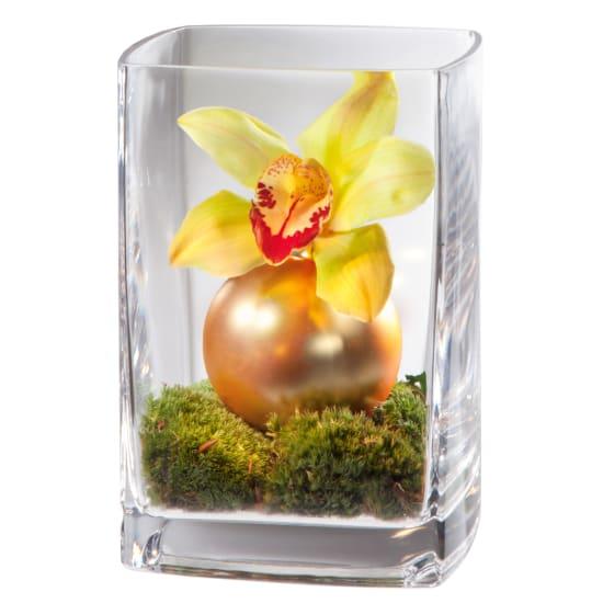 Petite merveille de Noël vase inclus