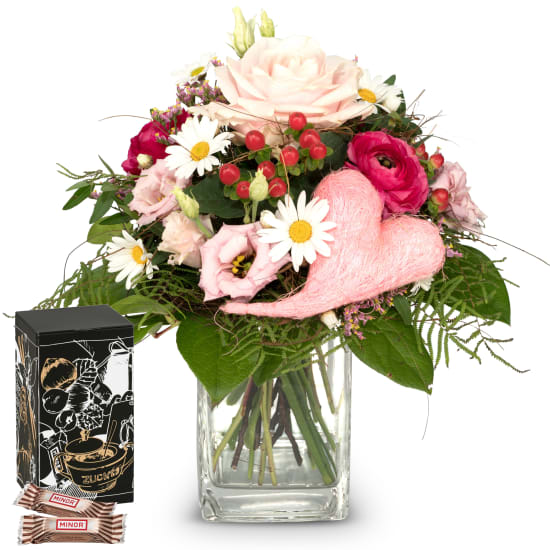 Just for You ...  with Minor Split in trendy gift tin