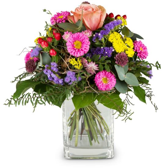 Kleiner Blumenbote