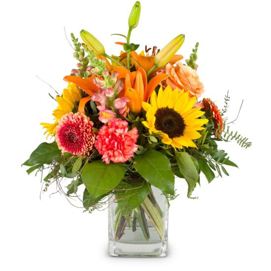 Bouquet du mois de juillet