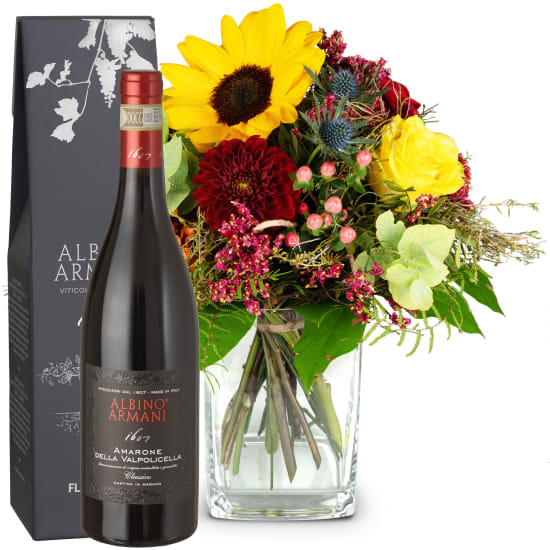 Colors of Summer with Amarone Albino Armani DOCG (75 cl)
