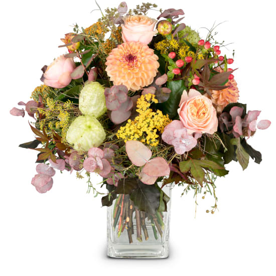 September Bouquet of the Month