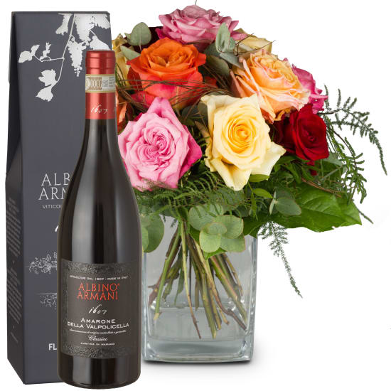 Rose Dream with Amarone Albino Armani  DOCG (75cl)