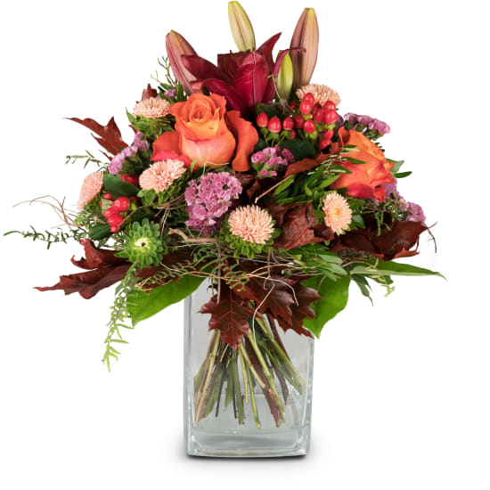 October Bouquet of the Month