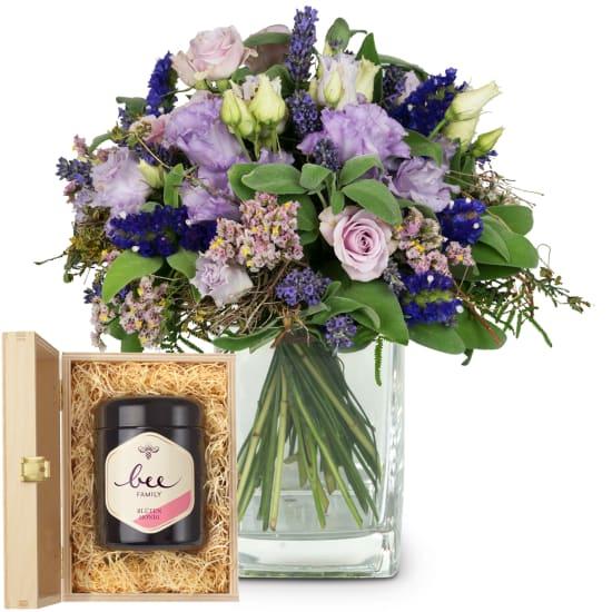 Duft des Sommers mit Lavendel und Schweizer Blütenhonig