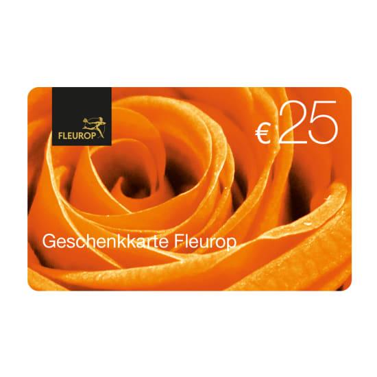 Geschenkkarte Fleurop
