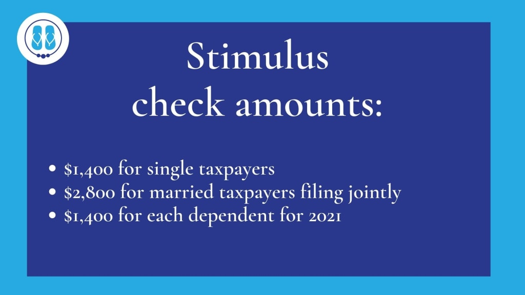 Stimulus Check Amounts
