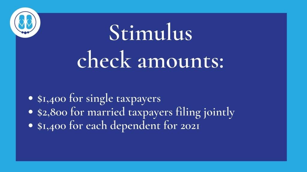 Stimulus Check Amounts