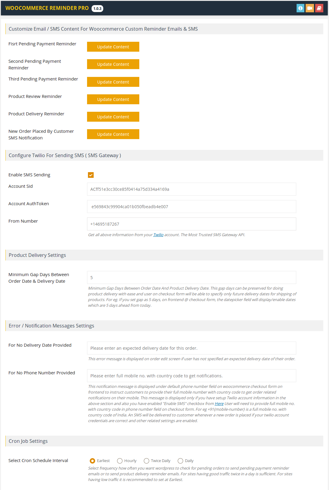 Send Important Reminder Emails in WooCommerce