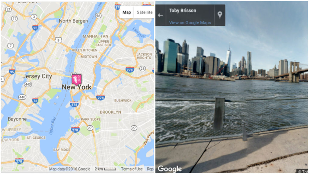 How to Display Street view Wpmapspro