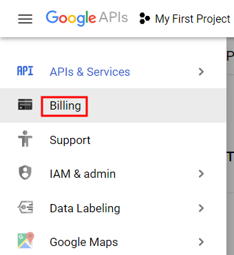 Billing Account wpmapspro