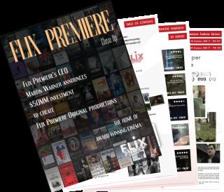 Flix Premiere Close Up - June Issue
